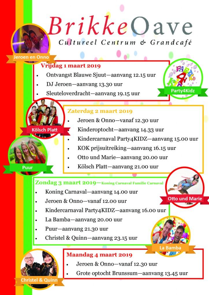 Carnaval Drukhuis
